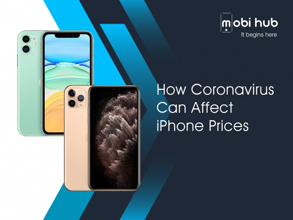 How Coronavirus Can Affect iPhone Prices